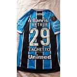 Camisa Gremio Arthur - Camisa Grêmio Masculina no Mercado Livre Brasil 5b0401799217d
