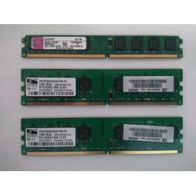Memoria Ram 1gb / 2gb Ddr2 Para Pc
