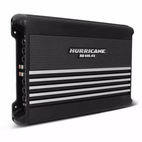 Módulo Amplificador Hurricane Ha 480.4s 4 Canais 1920w Rms