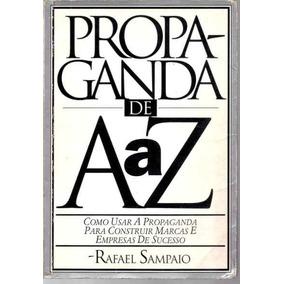 livro propaganda de a a z para