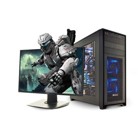Pc Armada Gamer Core I5 7400 8gb 1tb+mouse+teclado+parlantes