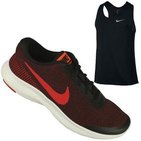 ce9dafb652a Kit Nike Tênis Flex Rn 7 + Regata Fitness Masculino Oferta!