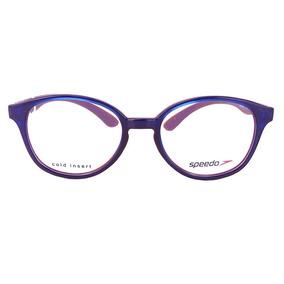 e36f42b18941c Armação De Óculos Speedo Flexível - Óculos no Mercado Livre Brasil