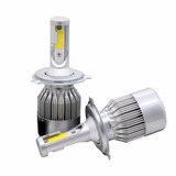 Kit Lampada Led Automotivo 72w 6000k 8200lumens Super Branca