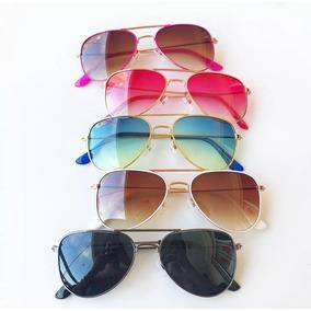 Oculos Aviador Transparente De Sol Outras Marcas - Óculos no Mercado ... f7d91fda08