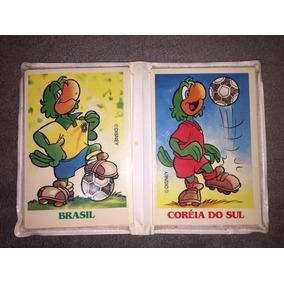 Coleção Completa De Cards Ze Carioca Na Copa De 1994