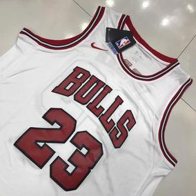 Regata Nba Basquete Chicaco Bulls 23 Jordan Original 24d829224bb