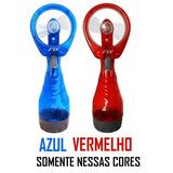 Mini Ventilador Mão Borrifador Spray Agua Portátil Pilhas Aa 1ab8103073846