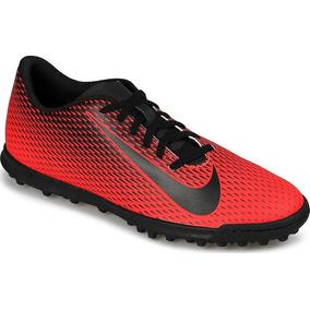 Chuteiras Nike de Society Vermelho no Mercado Livre Brasil e6a961d75236a