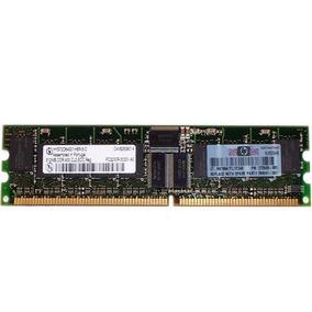 Memoria 512mb Transcend Ddr 400mhz Pc-3200 Cl3 Ecc Dimm Reg