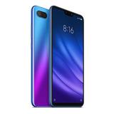 Celular Xiaomi Mi 8 Lite 64gb 4gb Rom Global + Capa Pelicula