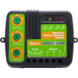 Protector Corriente Supervisor Trifasico 220v Ustda-220v