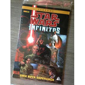 Star Wars Legends: Infinitos - Uma Nova Esperança (panini)