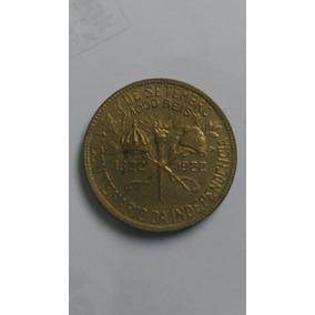 Moeda 1000 Reis 1922 Sob Centenário Da Independência