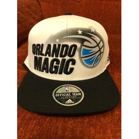 Boné adidas Original Orlando Magic Nba Official Team 1db57361649