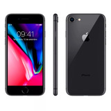Iphone 8 64gb Lacrado Garantia 1 Ano Apple Nf