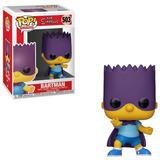 Funko Pop Television #503 The Simpsons Bartman Nortoys