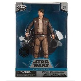 Boneco Star Wars Disney Captain Cassian Andor Frete Grats