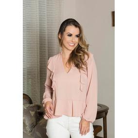 605943e610 Camisetas e Blusas para Feminino em Passos no Mercado Livre Brasil