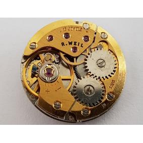 3d56cd0ffc1 Relógio Watex Movimento A Corda Manual - Relógios no Mercado Livre ...