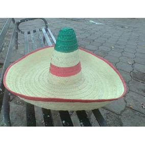 Sombrero Estilo Zapata O Revolucionario. Mexico Adulto 60cm 8075fa5334e
