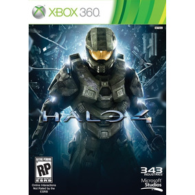 Halo 4 - Xbox 360 Mídia Digital