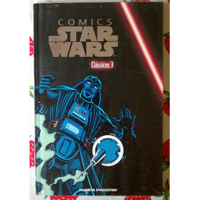 Comics Star Wars Vol 3 Novo Lacrado