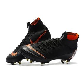 Chuteira Nike Mercurial Superfly 6 Elite Campo - Chuteiras Nike de ... 0d60c1b29e1af