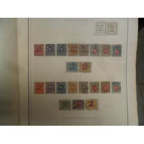 Coleção Selos Lituânia, 1918 A 1924, 65 Selos, Alguns Raros