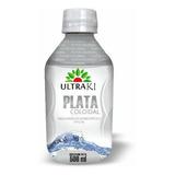 Plata Coloidal 500ml Ultraki Medicamento Homeopatico Oficial