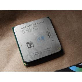 Processador A4 3400 Fm1 - 2,7ghz - Hd 6410d - Amd - Ok