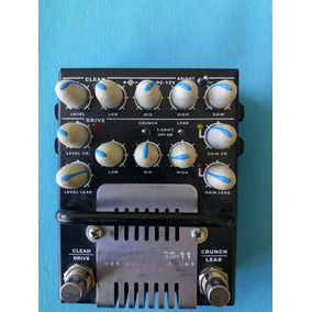 Pedal Overdrive Pre Amp Amt Ss11