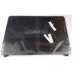 Carcaça Completa + Dobradiças Da Tela Acer Aspire E1-421 E1-