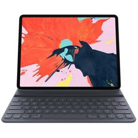 Capa Ipad Pro 12,9 Apple, Com Teclado, Preta