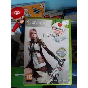 Final Fantasy Xiii Para Xbox 360 (pal) Semi Novo