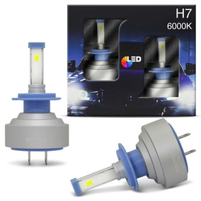 Par Lâmpada Super Led Shocklight H1 H3 H4 H7 H11 Hb4 H13 H15