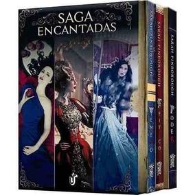 Saga Encantadas Box 3 Livros Lacrados