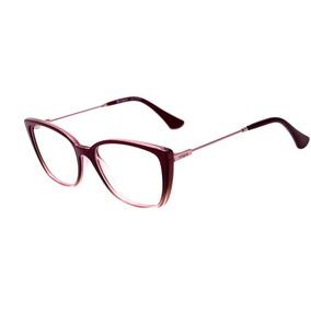 Vogue Vo 5249 L - Óculos De Grau 2665 Vinho Brilho c3f6448ea7