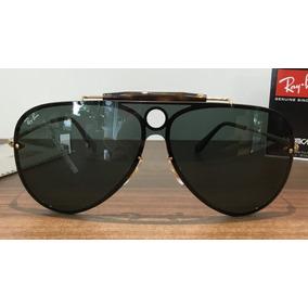 6432843944 Rayban Blaze Shooter Oculos Sol - Óculos De Sol Ray-Ban em Paraná no ...