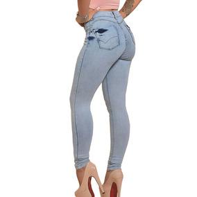 6f7bc4951 Calcas Jeans Biotipo Cintura Alta - Calçados, Roupas e Bolsas no ...