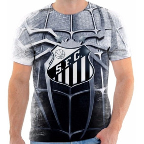 Blusa Santos Futebol Clube - Camisetas e Blusas no Mercado Livre Brasil 6143e714ef561