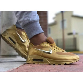 Nike Air Max 90 Gold Custom Nba 2018
