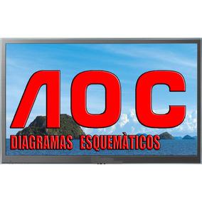 Esquema Fonte Aoc 715t2802-1-d42h831-d47h831-l47h831