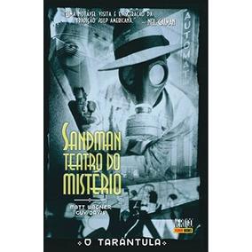 Hq - Sandman - Teatro Do Mistério - O Tarântula