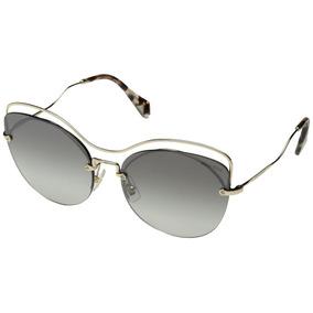 Oculo Miu Miu Rasoir Cortado Fumer - Óculos no Mercado Livre Brasil adbd9582fc
