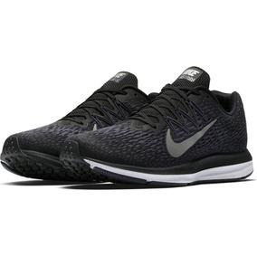 best sneakers c8294 b661f Zapatillas Nike Zoom Winflo 5 Hombre Running Aa7406-005