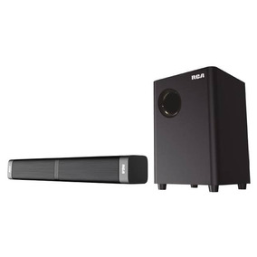 Soundbar Rca Desmontavel Bluetooth 220v