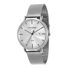 Relógio Masculino Mondaine 53574g0mvna1 Promo Verão