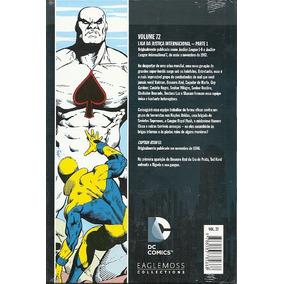 Coleção Dc Comics Graphic Novels Edição 72 - Liga Da Justiça