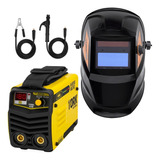 Inversora Solda Super Tork Micro Kab Ie-6180 + Máscara Ksm